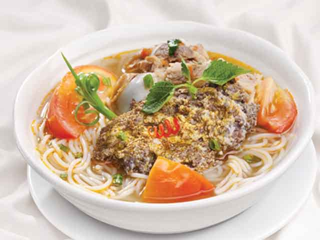 hanoi bun rieu cua - Types of Vietnamese Noodles to Eat the Best